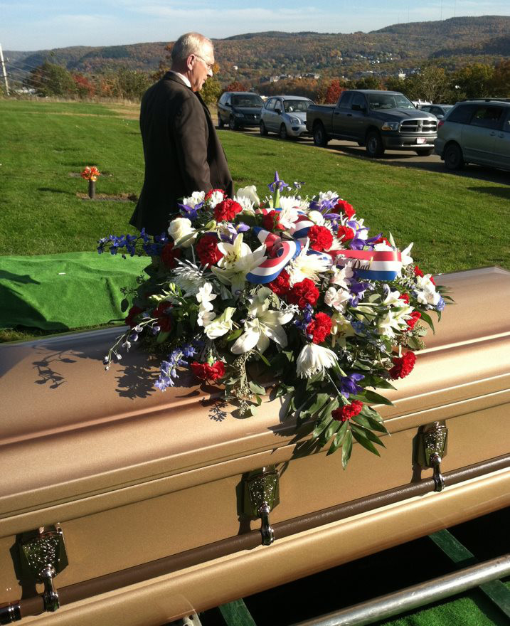 Doug casket